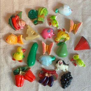 Vintage Magnets